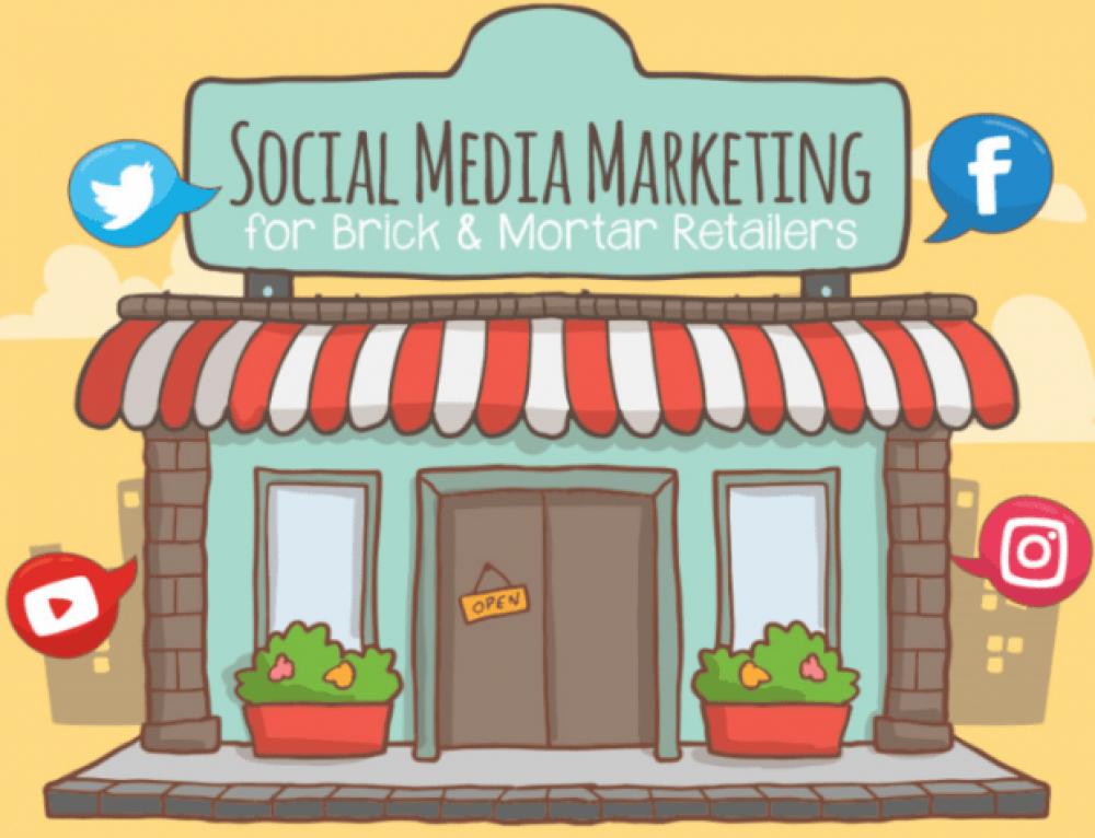 Social Media Marketing For Brick & Mortar