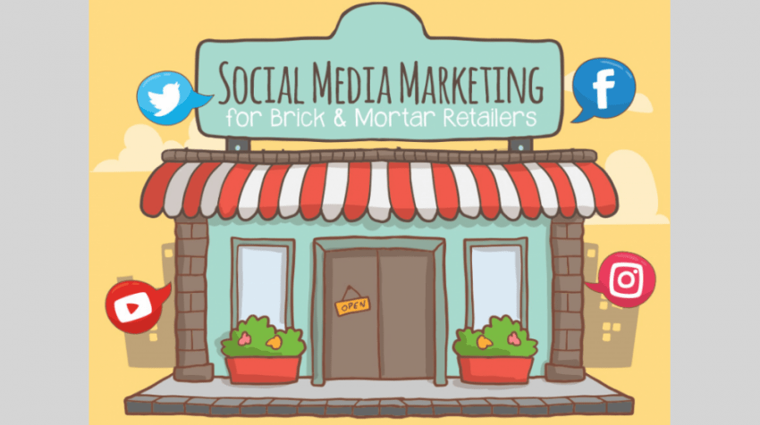 Social Media Marketing For Brick & Mortar